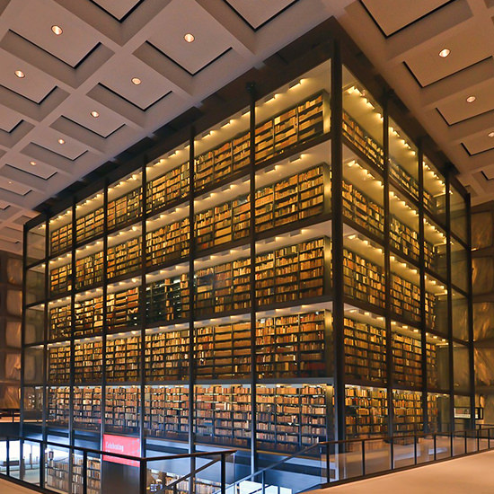 Beinecke Rare Book Library Renovation (Yale)