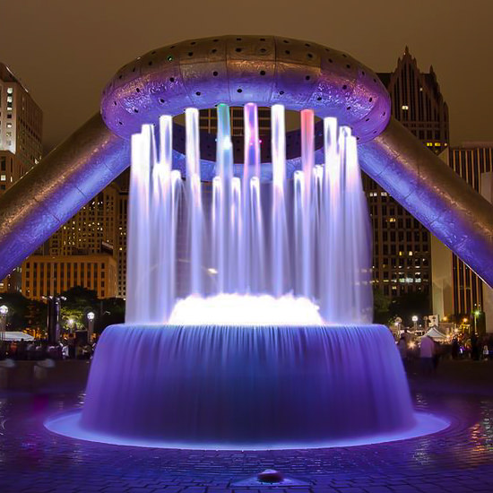 Philip A. Hart Plaza