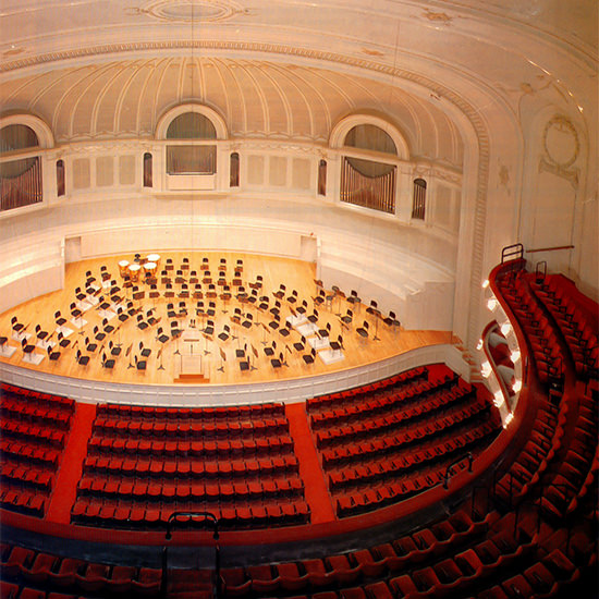 Orchestra Hall