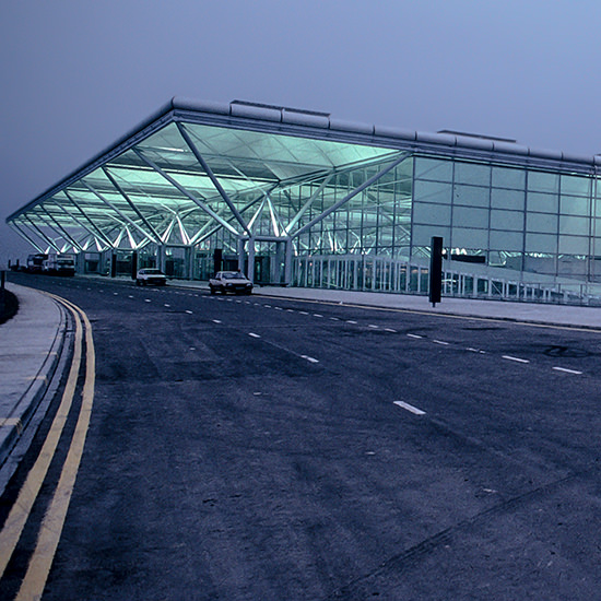 Stansted Airport Terminal