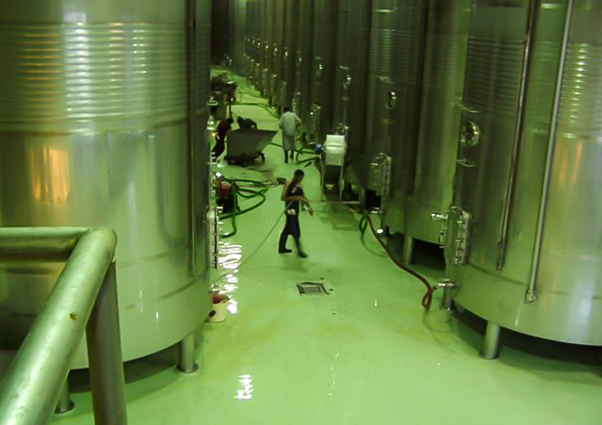 3: Industrial Winery