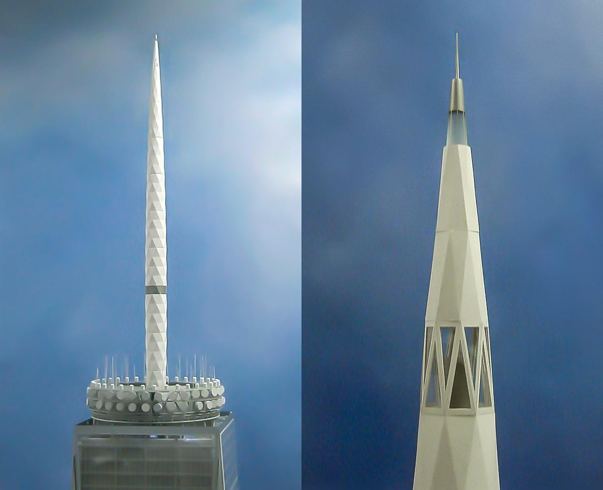 One World Trade Center Beacon