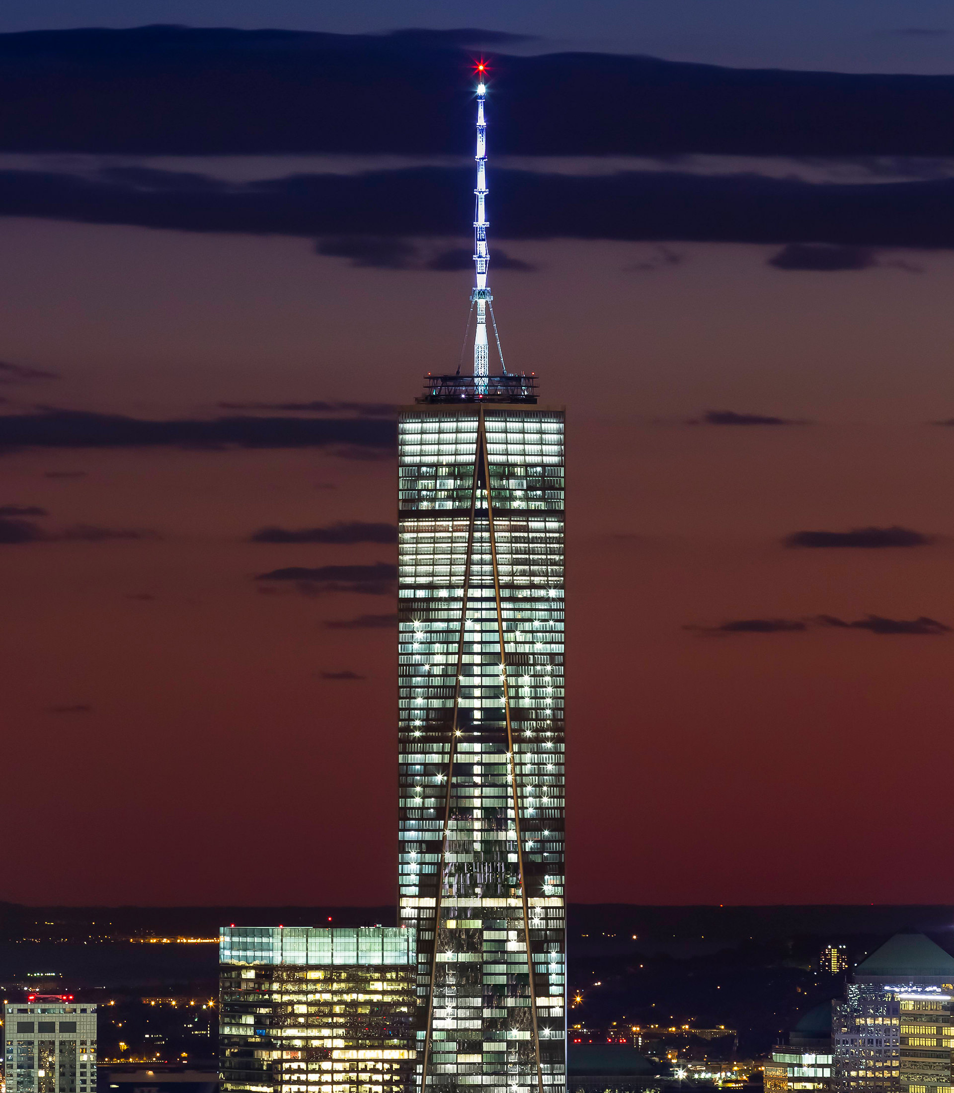 One World Trade Center Beacon